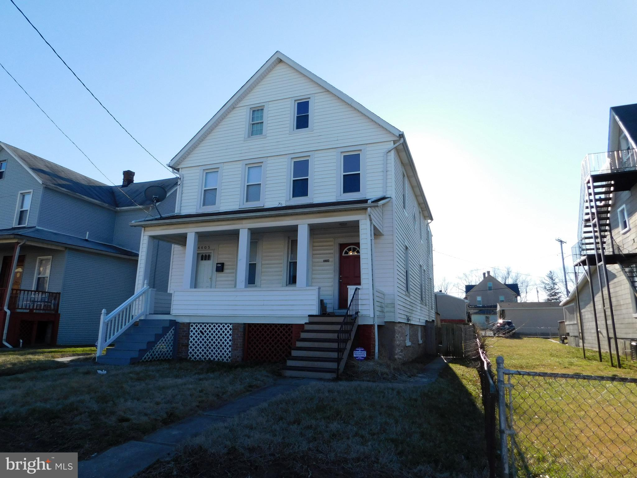Superb 4403 Frankford Avenue Baltimore Md 21206 Mls Mdba335296 Re Max Of Reading Home Interior And Landscaping Palasignezvosmurscom