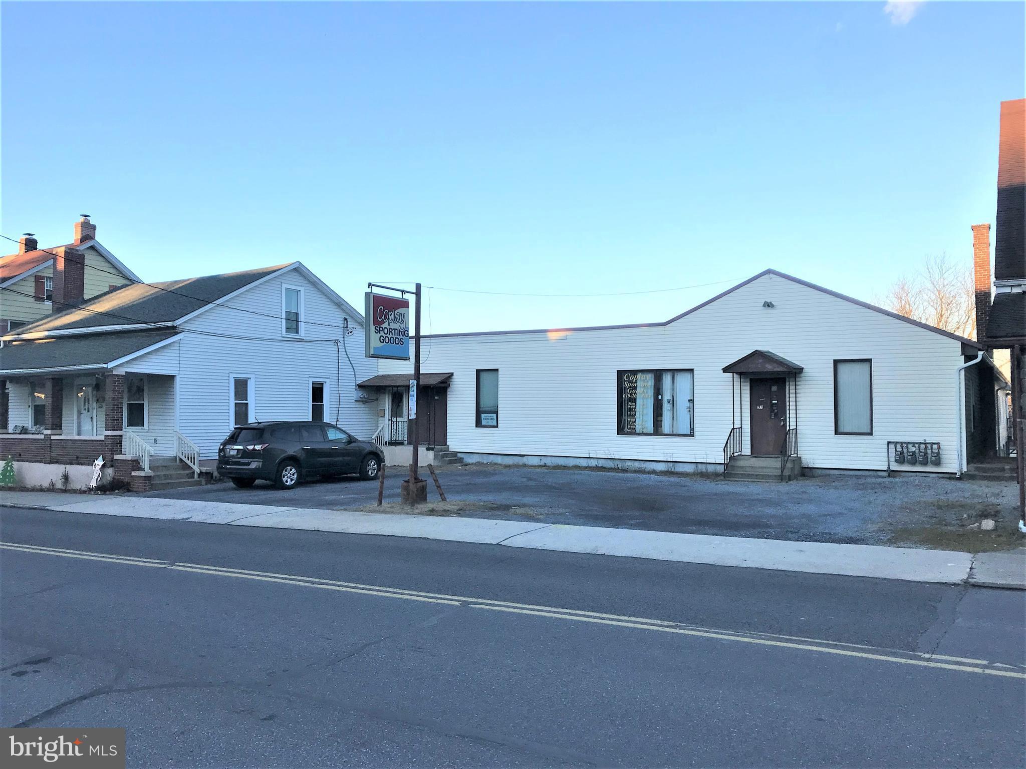 37 N 2ND STREET, COPLAY, PA 18037