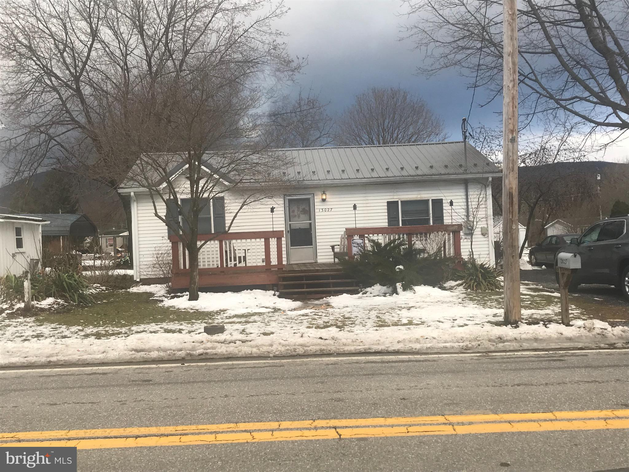 13027 MAIN STREET, FORT LOUDON, PA 17224