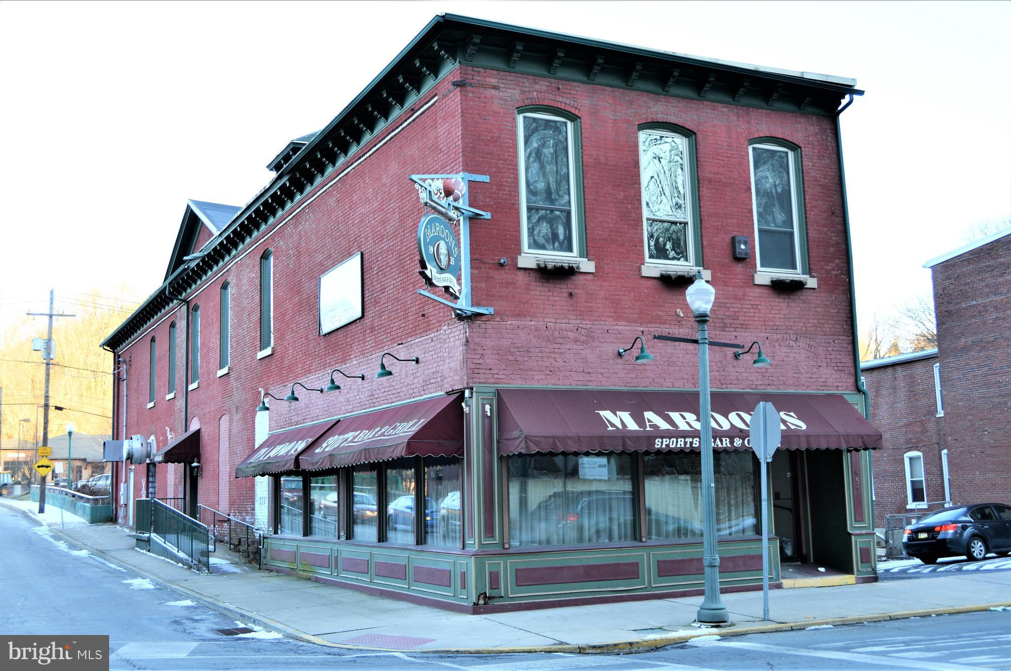 556 N CENTRE STREET, POTTSVILLE, PA 17901