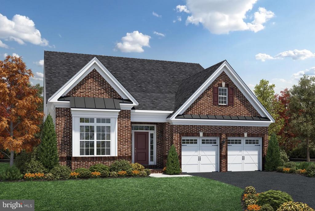 *SAMPLE LISTING* Gated 55+ community minutes from everything! Main level living at its finest in our two-level homes built on slab! (ask the sales rep about similar homes with basements!) Clubhouse with indoor and outdoor pools, fitness, tennis, pickleball and more! Ask about our currents sales incentives!