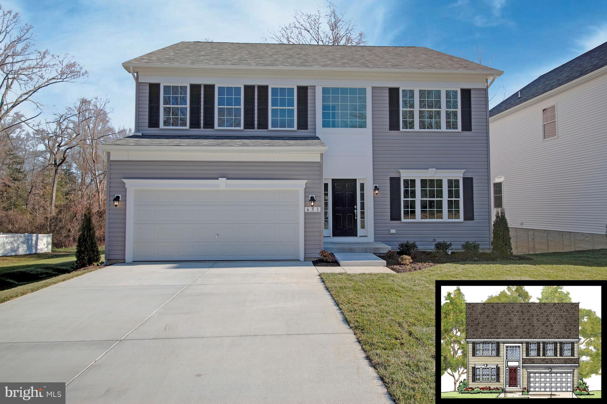 1305 CRESTA PLACE, HANOVER, MD 21076