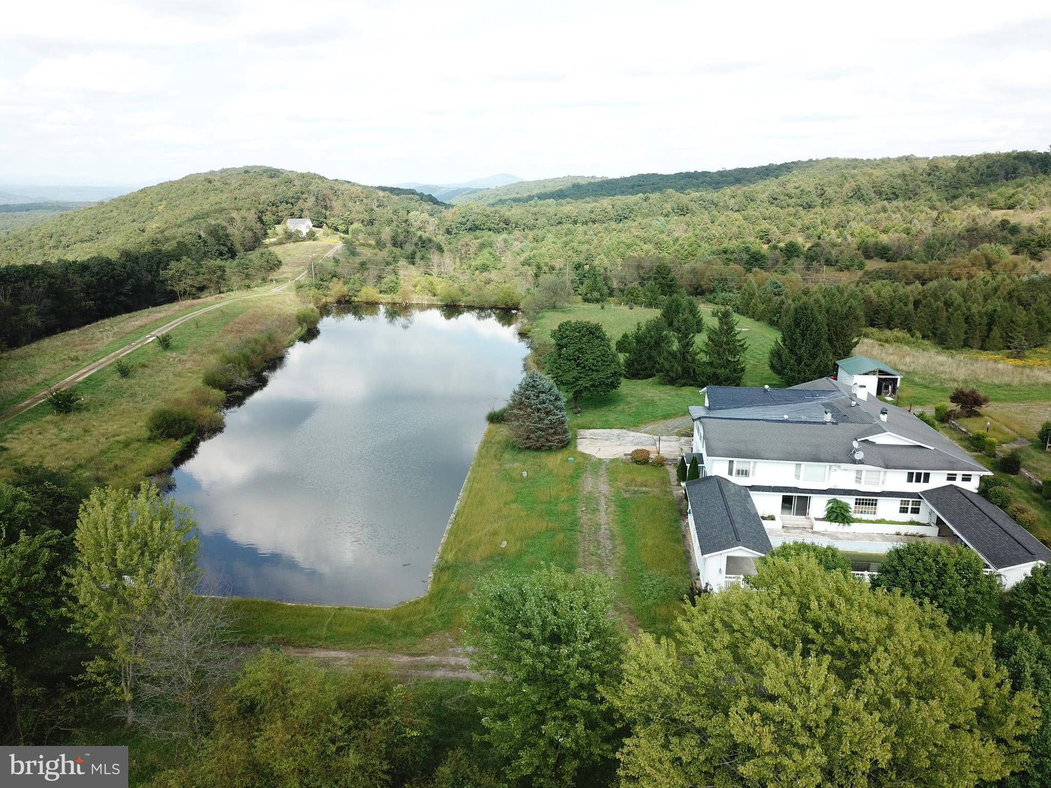 273 RT 5 JERSEY MNT ROAD, LEVELS, WV 25431