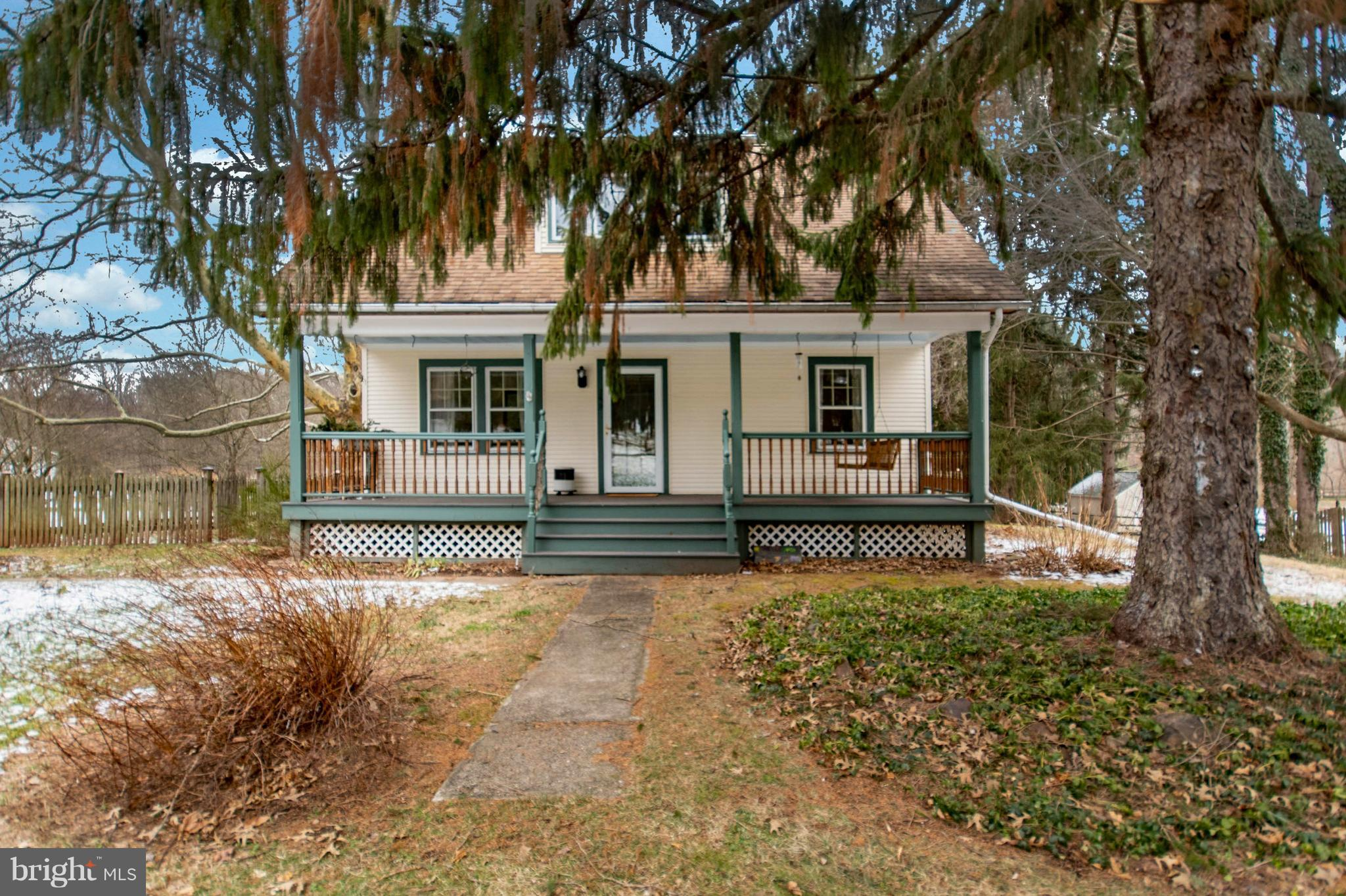 259 OLD FURNACE ROAD, RIEGELSVILLE, PA 18077
