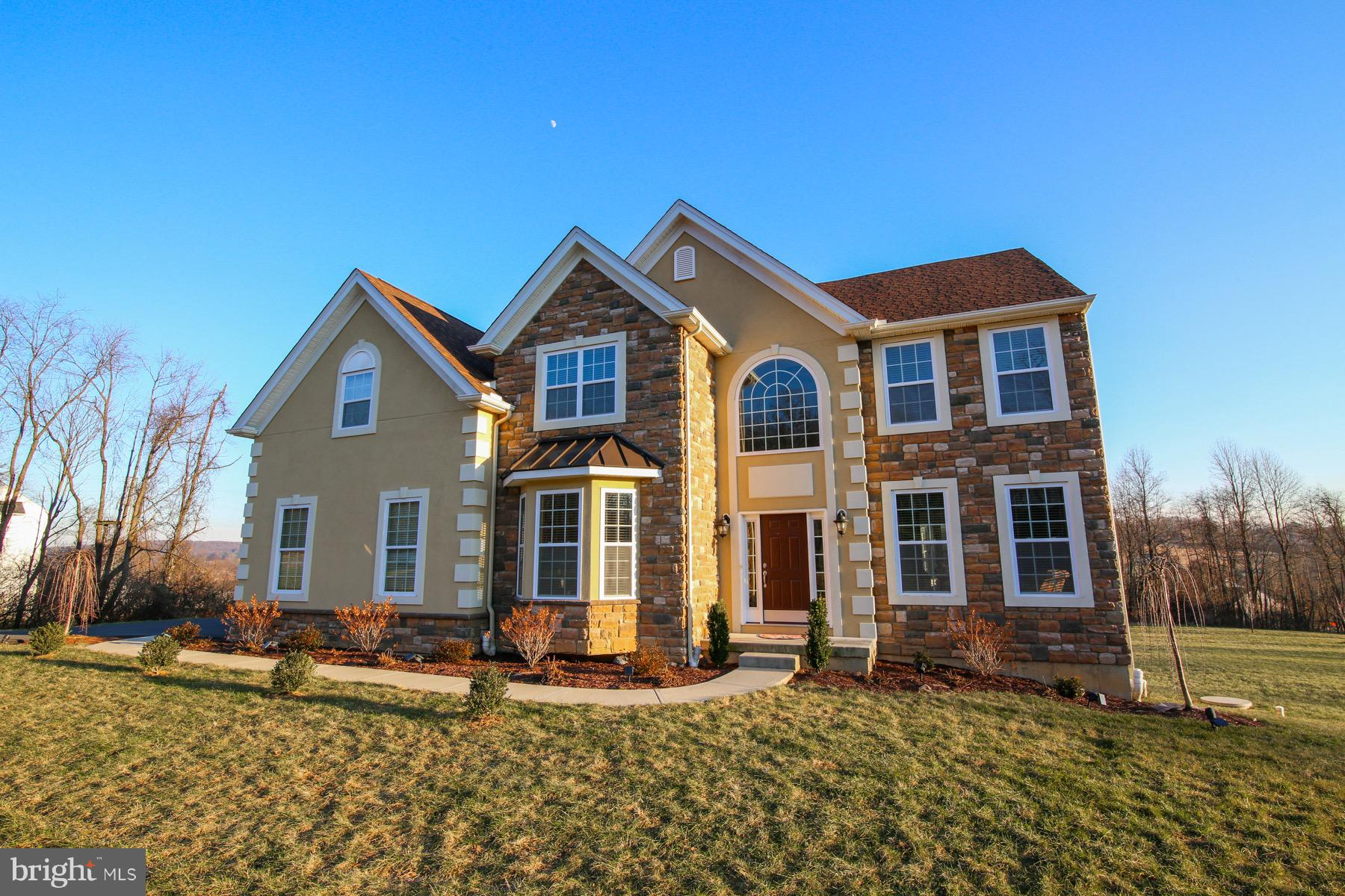 6255 SHADY DRIVE, COOPERSBURG, PA 18036