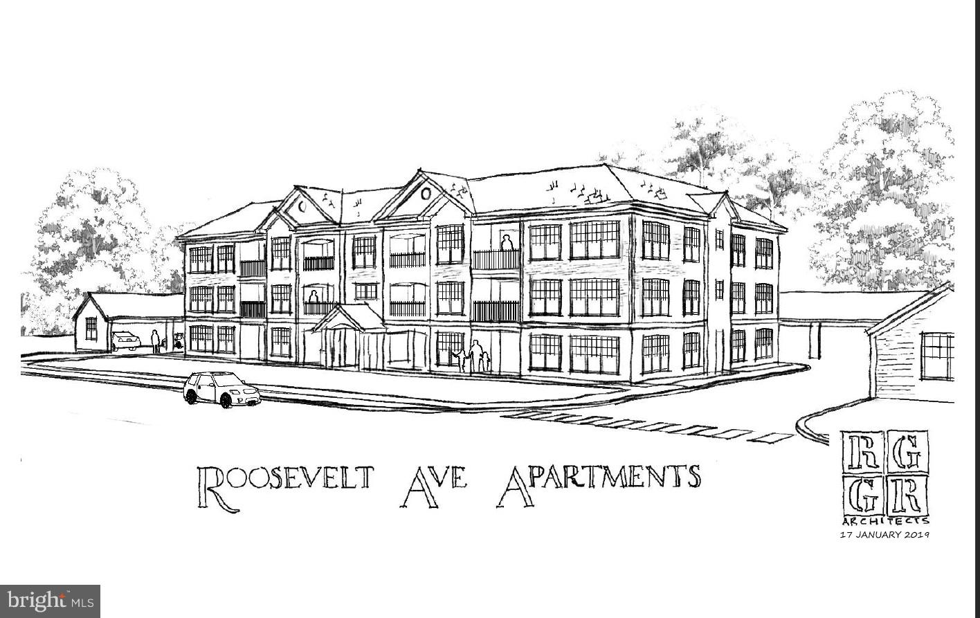 127,129,133, & 135 ROOSEVELT AVENUE, DOVER, DE 19901