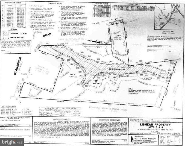 Huge Sub-Divison potential  2 parcels 10305 & 10311 Stansfield Rd. Feature a total of 5.99 Acres. Zoned R20. Currently has Home on 10305 &  horses and 4 stall barn, fenced in on 10311. Estimated 4-6 lots with Possible subdivisions. Buyer to verify all with the county. Backs to Rocky Gorge Reservoir. No HOA.  Streams running through. Great country living and only minutes away from everything.10305 Home is livable, You could rent out while a subdivision is being completed to earn income.  Come see for yourself. Simply beautiful with endless potential.