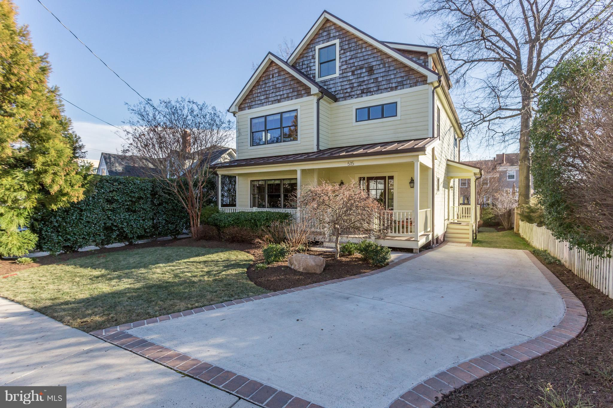 515 E WINDSOR AVENUE, ALEXANDRIA, VA 22301