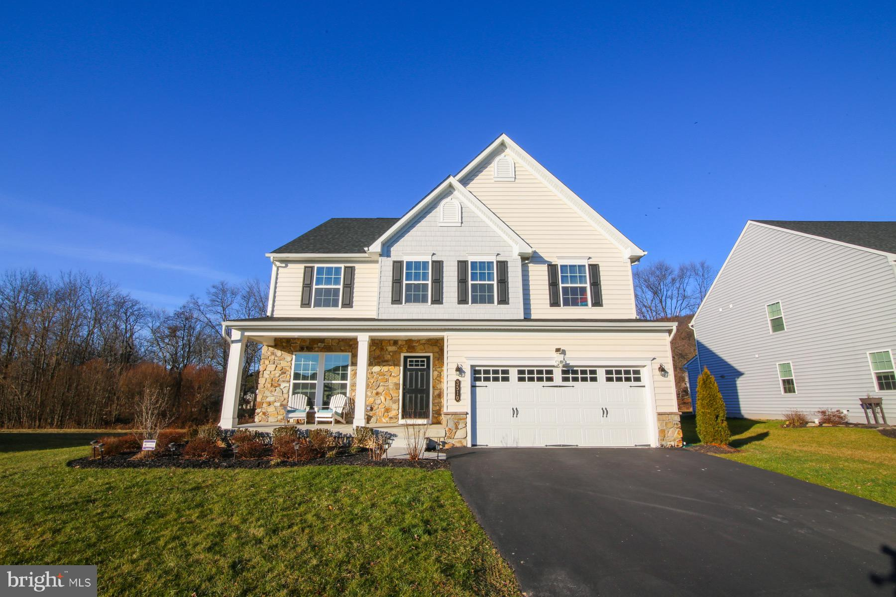 3510 CLARINBRIDGE WAY W, CENTER VALLEY, PA 18034