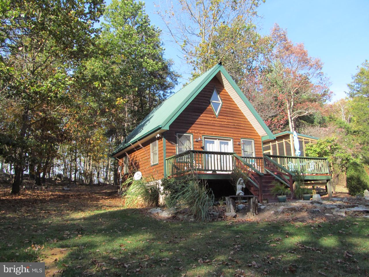 163 PLEASANT VALLEY DRIVE, LOST RIVER, WV 26810