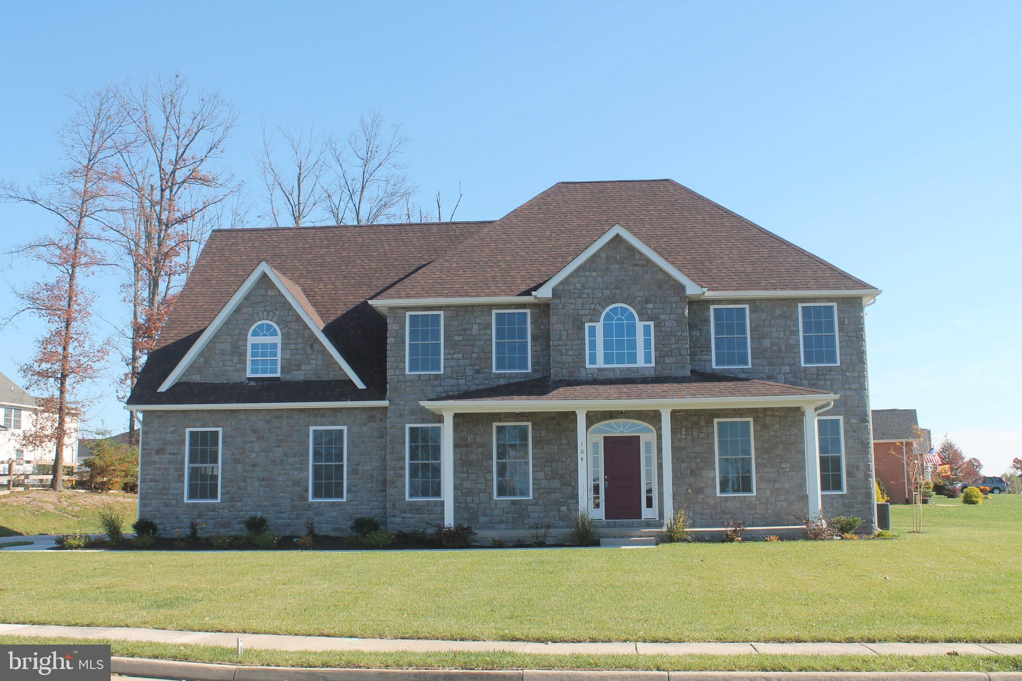 104 WALES CT #LOT 158 SECTION 2-C, Winchester, VA, 22602
