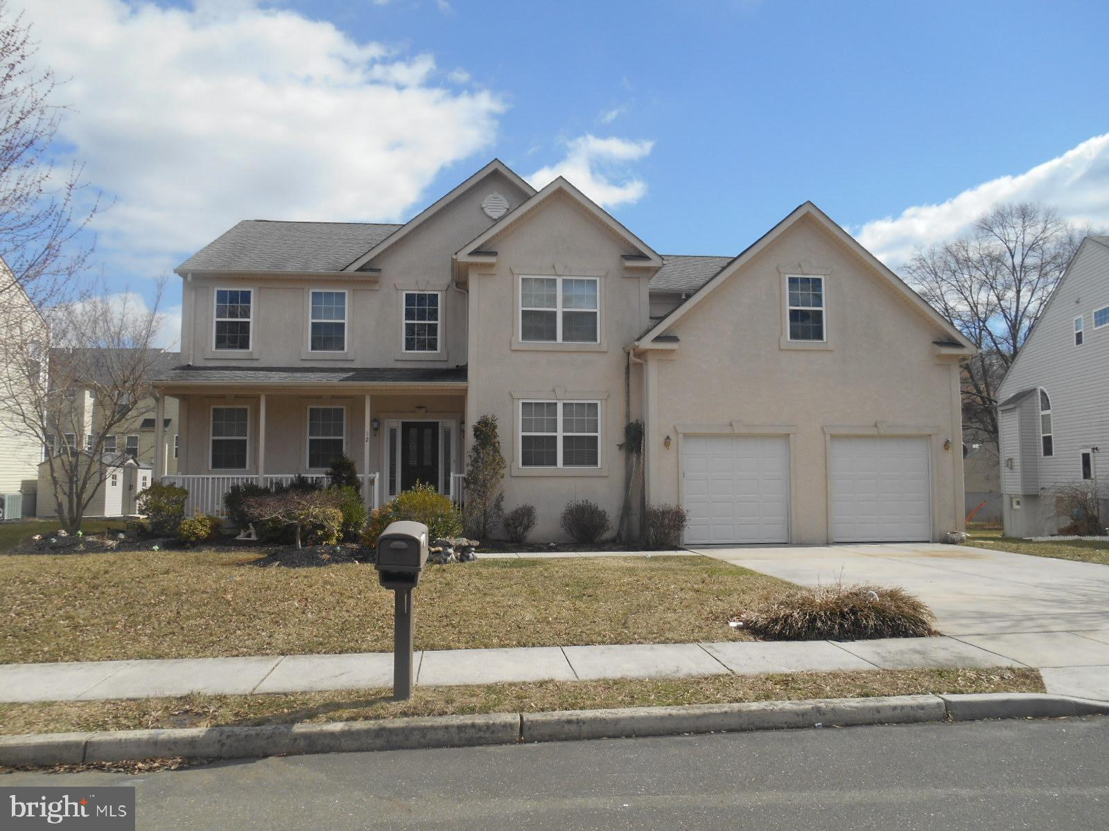 12 SPICER PLACE, LAWNSIDE, NJ 08045