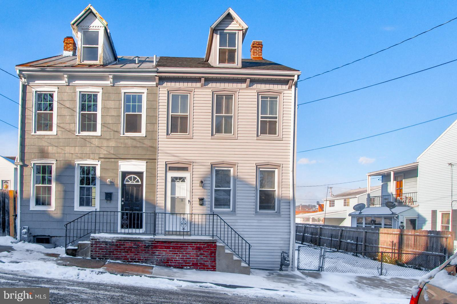 29 W 8TH AVENUE, YORK, PA 17404