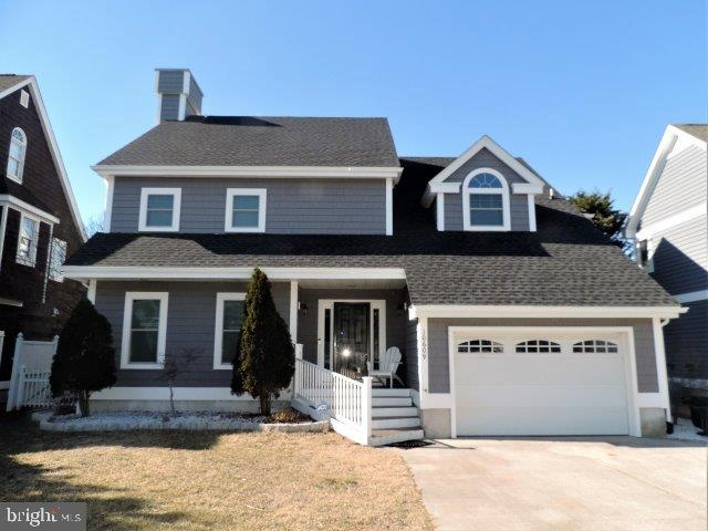 10609 SHIFTING SANDS DRIVE, OCEAN CITY, MD 21842