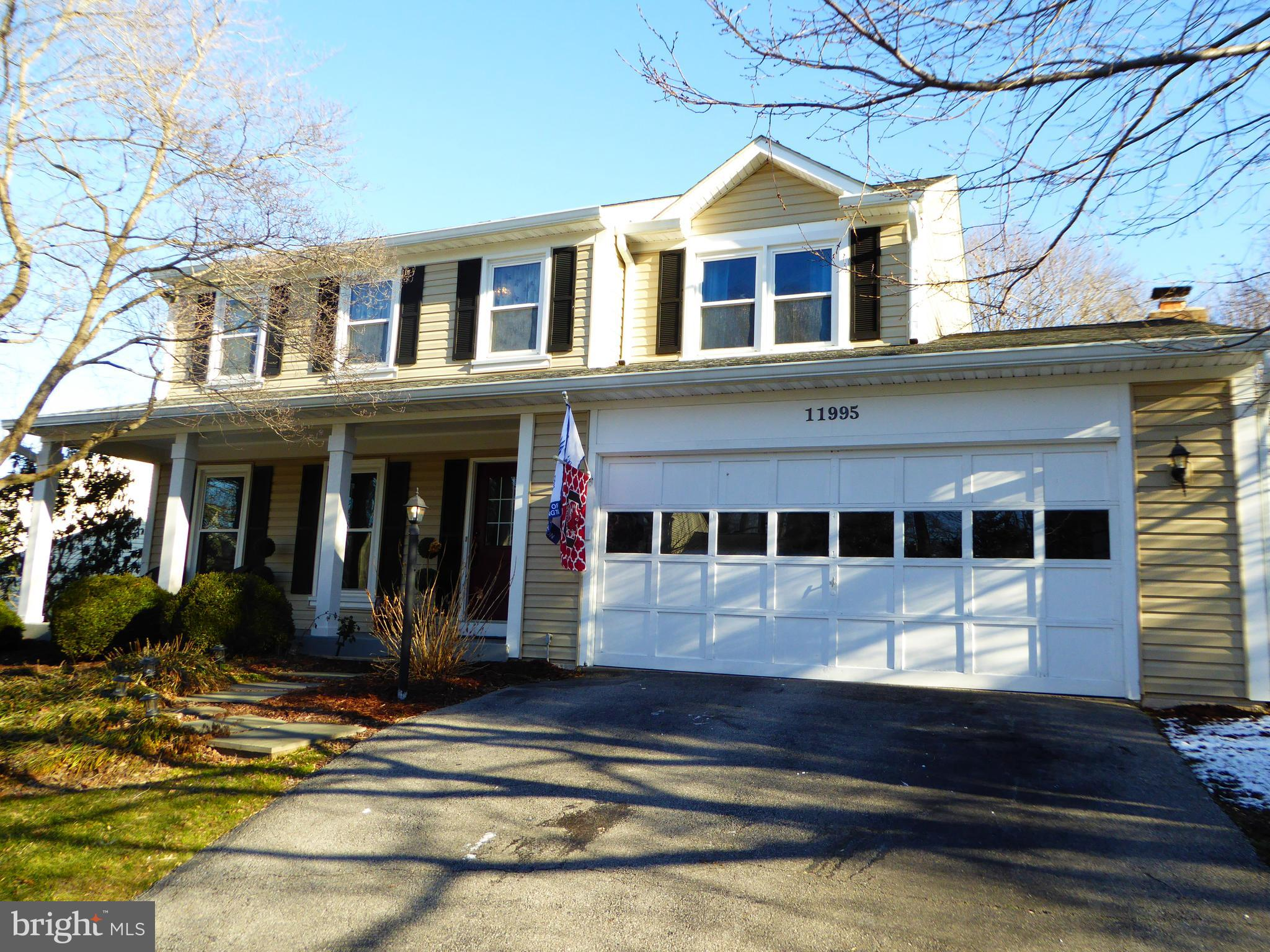 3 LEVELS OF PERFECTION:  FROM THE MOMENT YOU PULL UP TO THE FRONT YOU WILL KNOW YOU HAVE FOUND THE HOUSE OF YOUR DREAMS.  LARGE COMFY FRONT PORCH TO THE FULLY FENCED YARD WITH FIRE PIT, STAMPED CONCRETE PATIO AND A WALL OF WINDOWS IN THE REAR OF HOME.  INSIDE IS PURE PERFECTION W HW FLOORS ON MAIN AND UL AND SMARTLY PAINTED WITH ALL THE PIZZAZZ ONE COULD WANT.  BEAUTIFUL UPGRADED KIT W ELEGANT QUARTZ COUNTERS & BACK SPLASH WHICH COMPLIMENTS PERFECTLY..NEW CABINETS, NEW APPLIANCES, NEW WINDOWS, LOWER LEVEL W FULLY EQUIPPED BAR W GRANITE COUNTER, GAME ROOM W DOUBLE DOORS, AND AN AREA MADE FOR ENTERTAINING.   ROOF, GUTTERS AND SIDING WAS REPLACED IN  2013, HVAC REPLACED 2010, KITCHEN 2018, FABULOUS NEW WINDOWS REPLACED IN