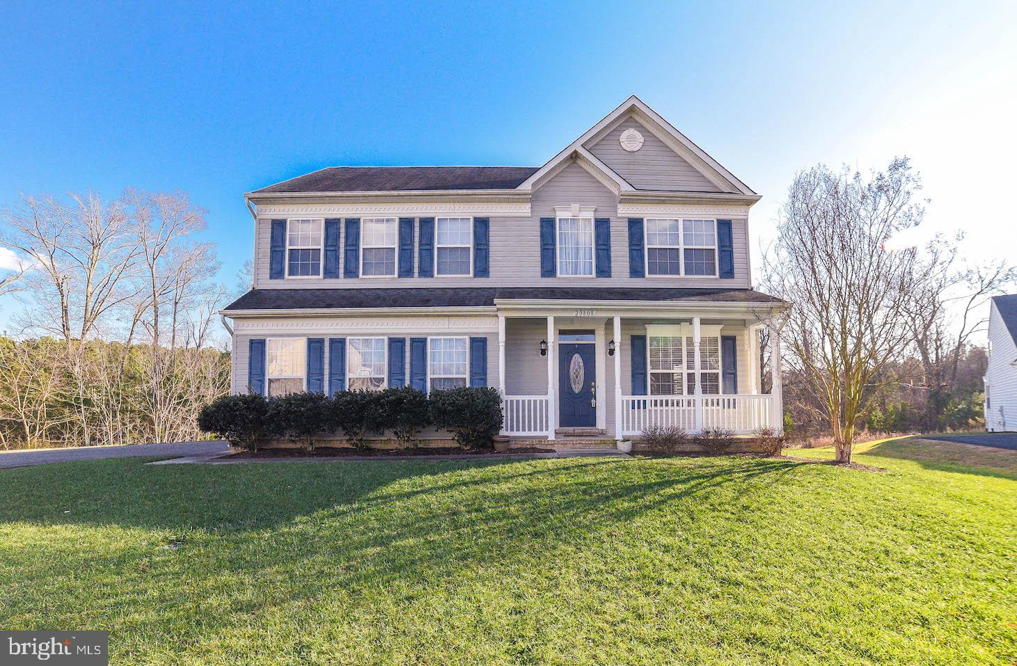 20808 FLOUR MILL COURT, GREAT MILLS, MD 20634