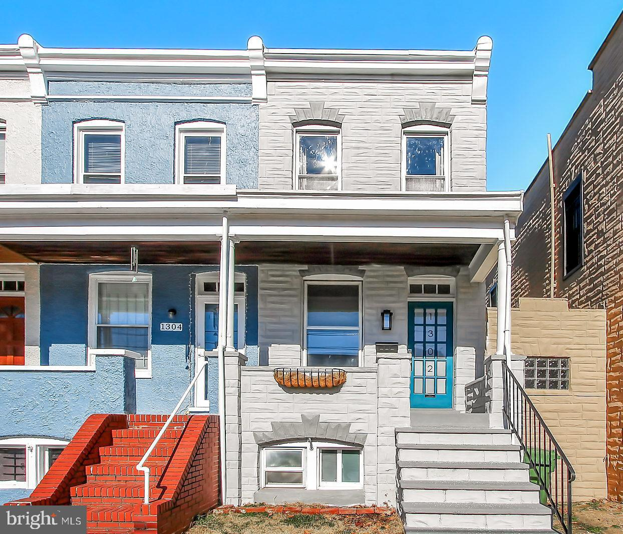 1302 Dellwood Avenue   - Baltimore, Maryland 21211