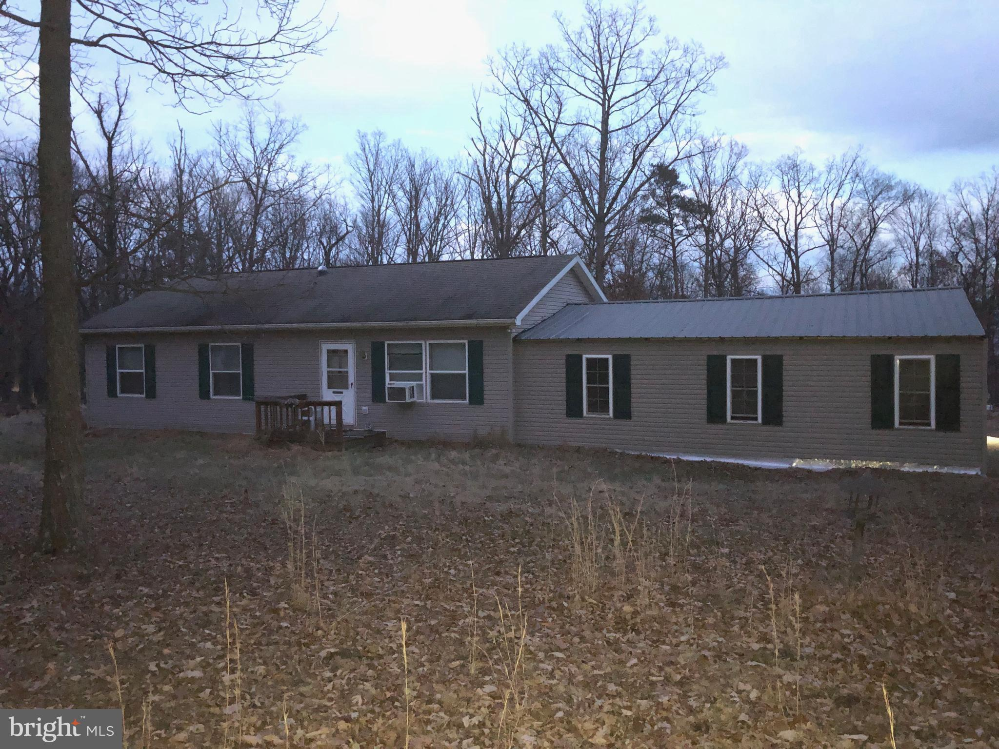 17 HIGH ROCK ROAD, FISHER, WV 26818