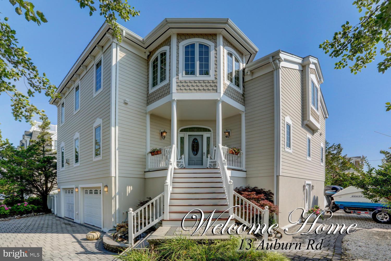 13 Auburn Road S AUBURN, LONG BEACH TOWNSHIP, NJ 08008