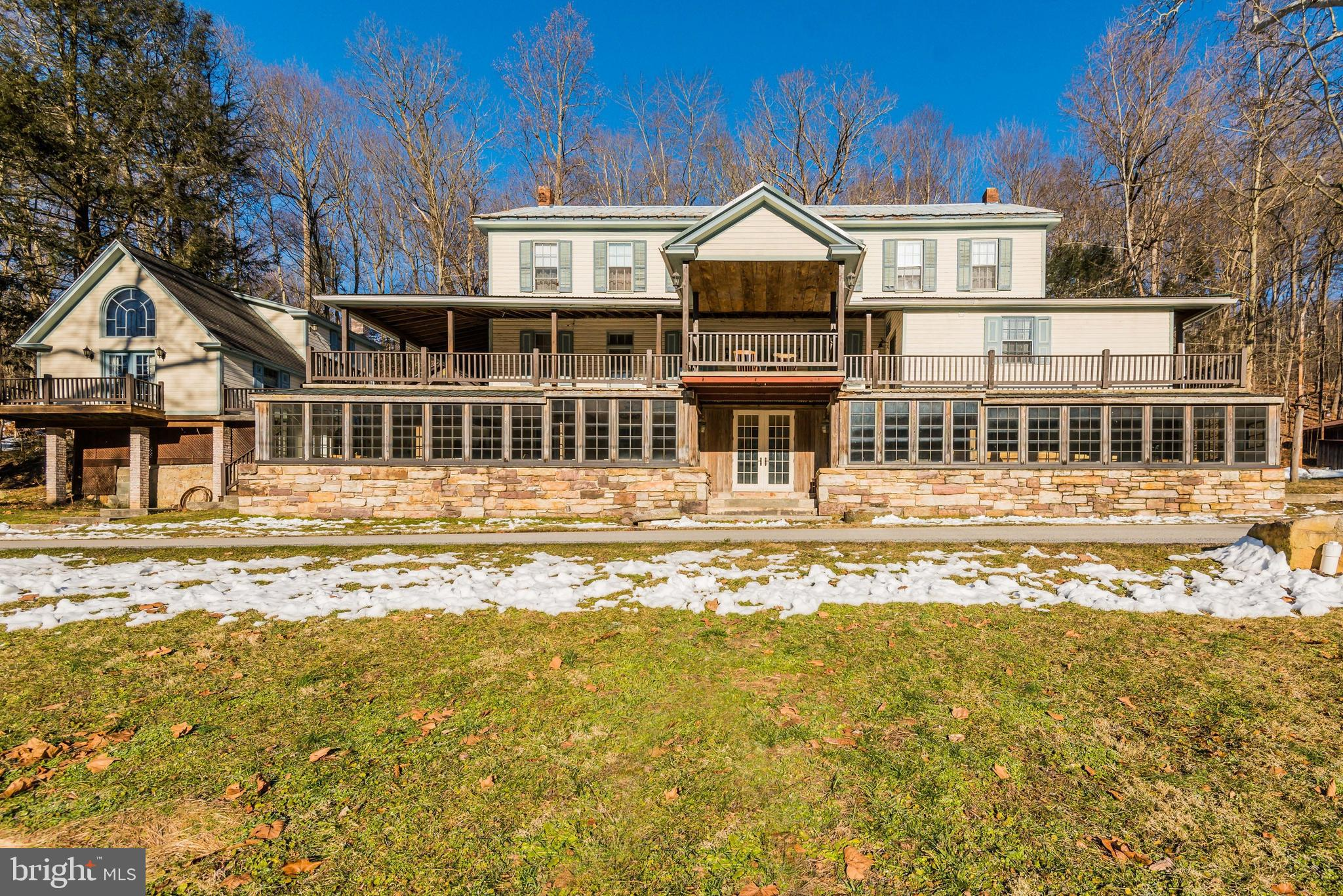 601 WARM SPRINGS ROAD, LANDISBURG, PA 17040