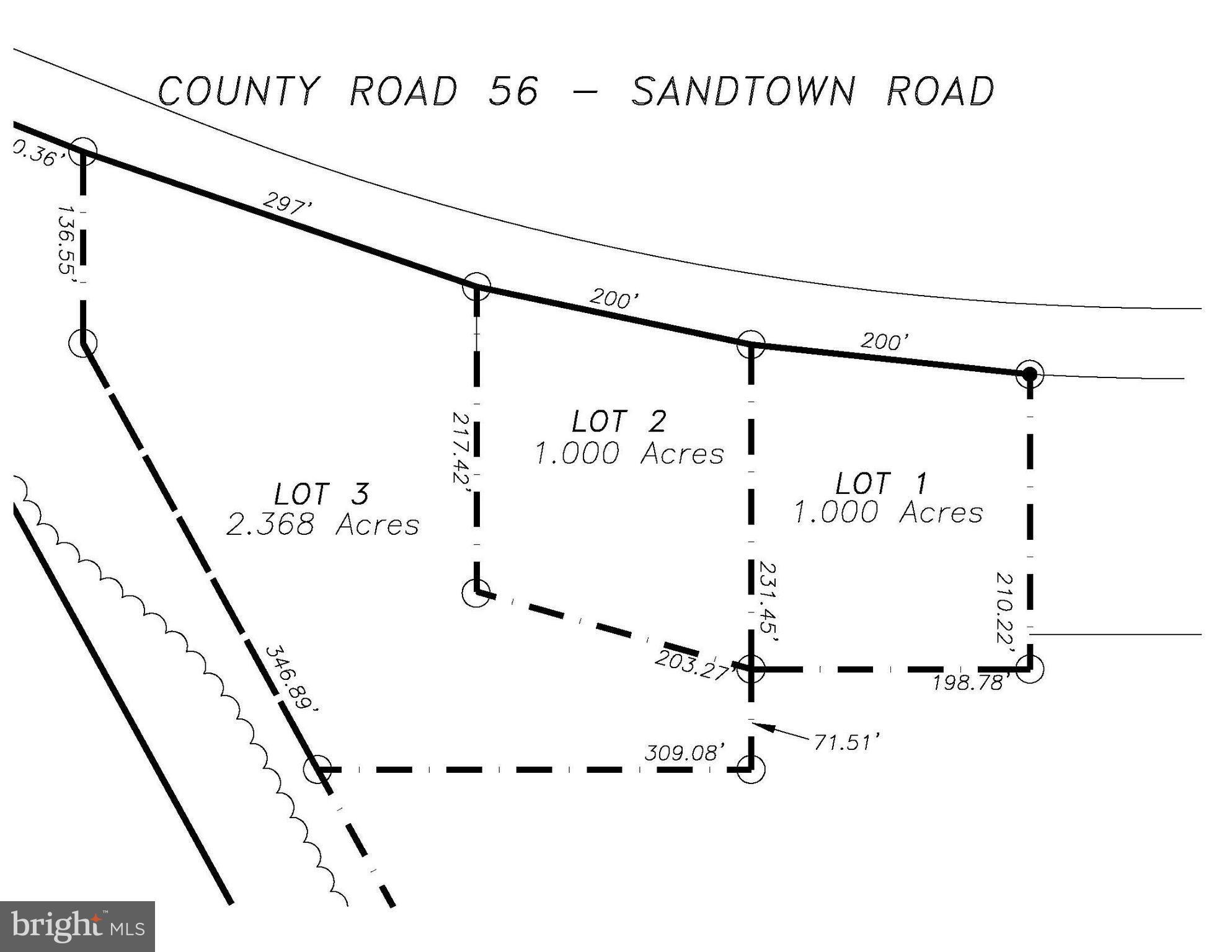 Lot # 04 SANDTOWN ROAD, FELTON, DE 19943