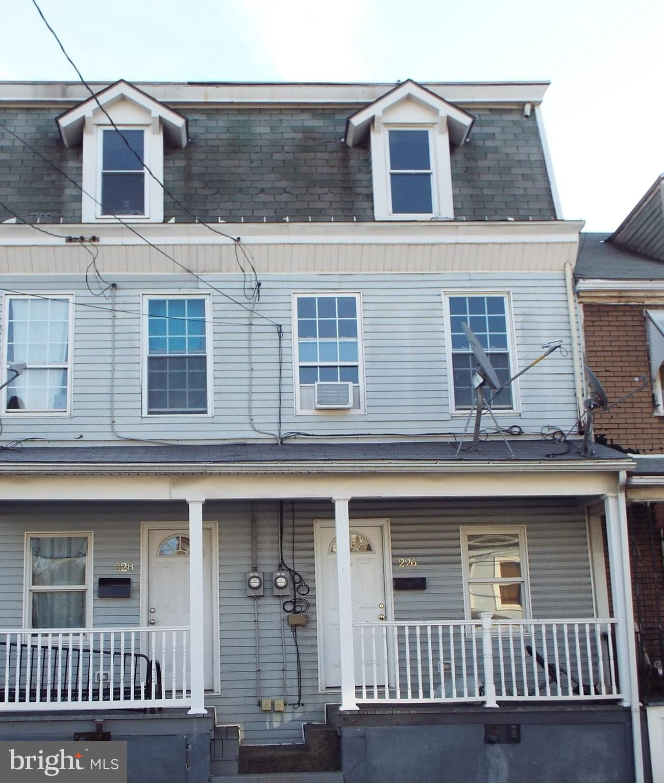 226 COAL STREET, PORT CARBON, PA 17965