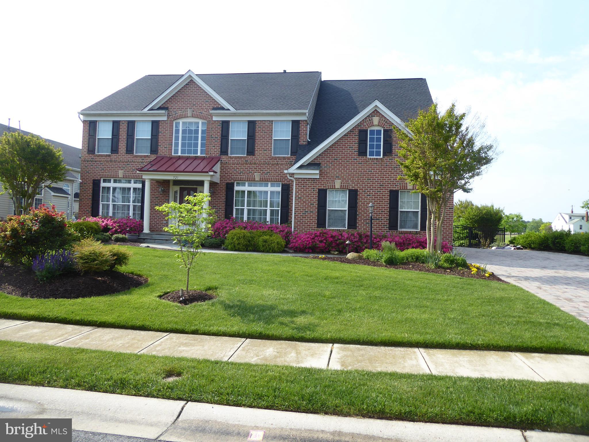 521 WET SAND DRIVE, SEVERN, MD 21144