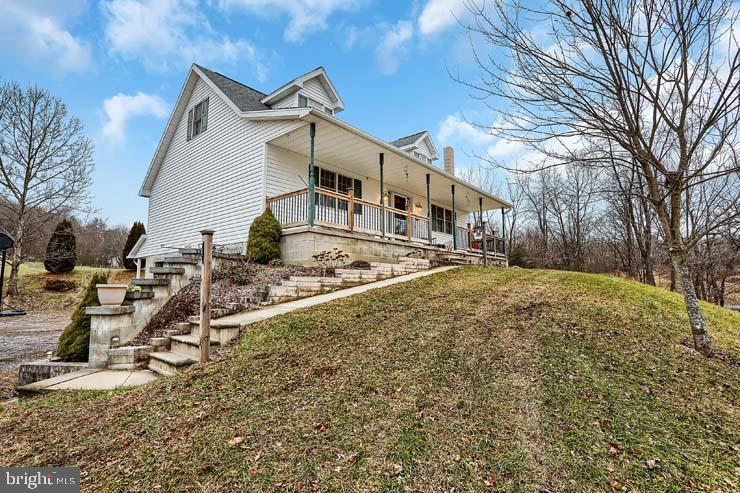 2442 KLINGER HOLLOW ROAD, LIVERPOOL, PA 17045