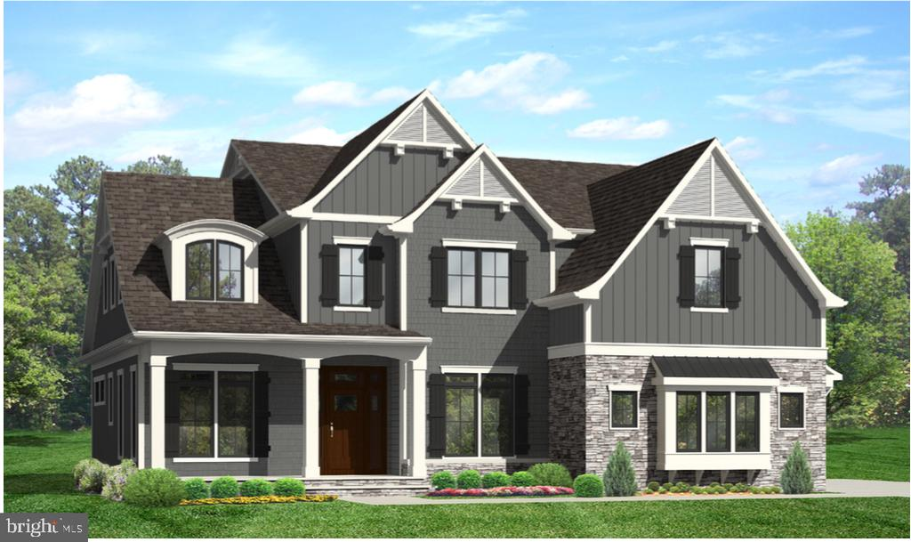 New JDA Custom Home to be built on a .57 acre lot in the heart of Vienna.  The buyer is building an exciting new design with JDA. This amazing location is located in Historic Windover,  2 blocks to Church Street.