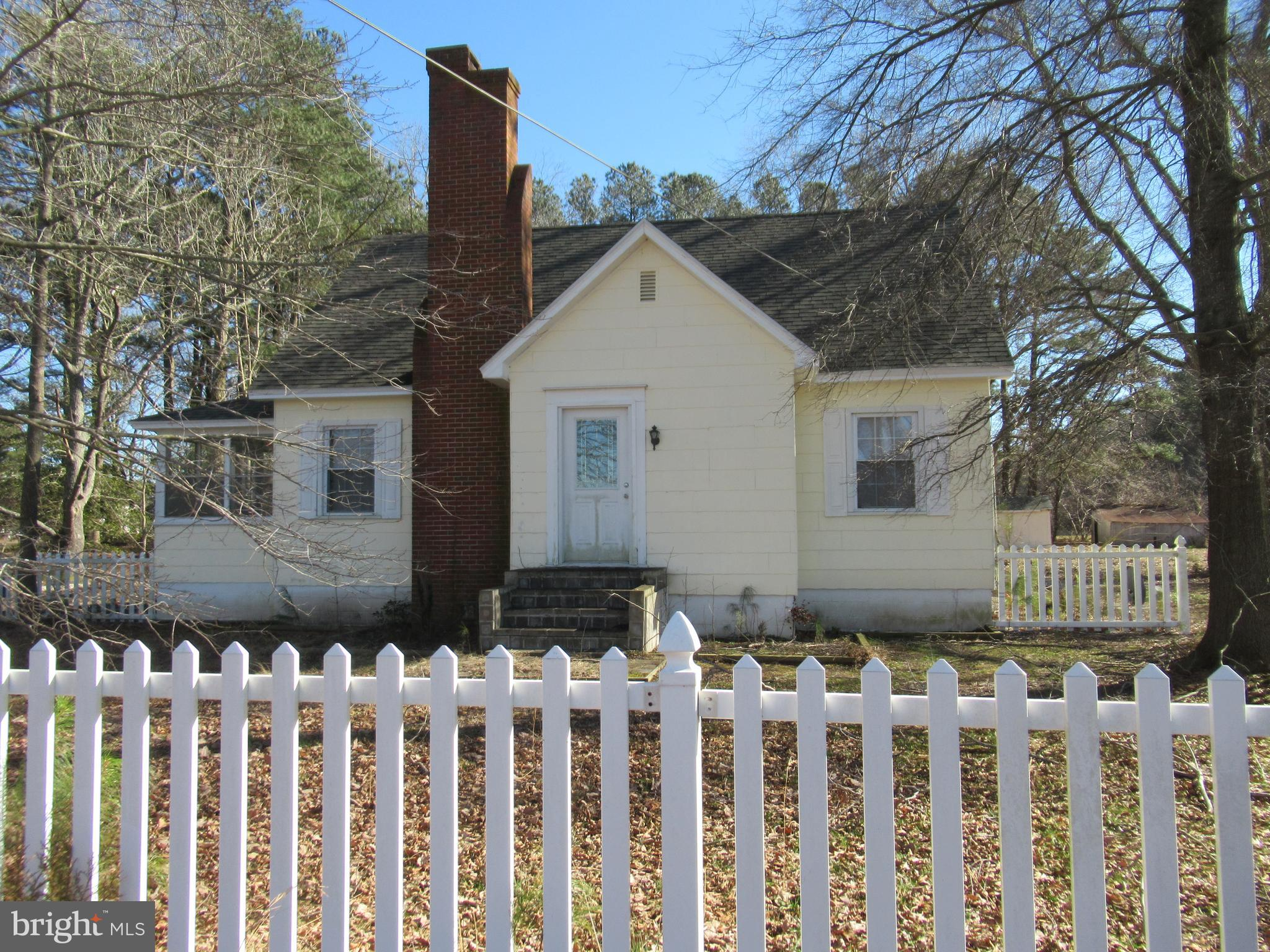 28229 CRISFIELD MARION ROAD, MARION STATION, MD 21838