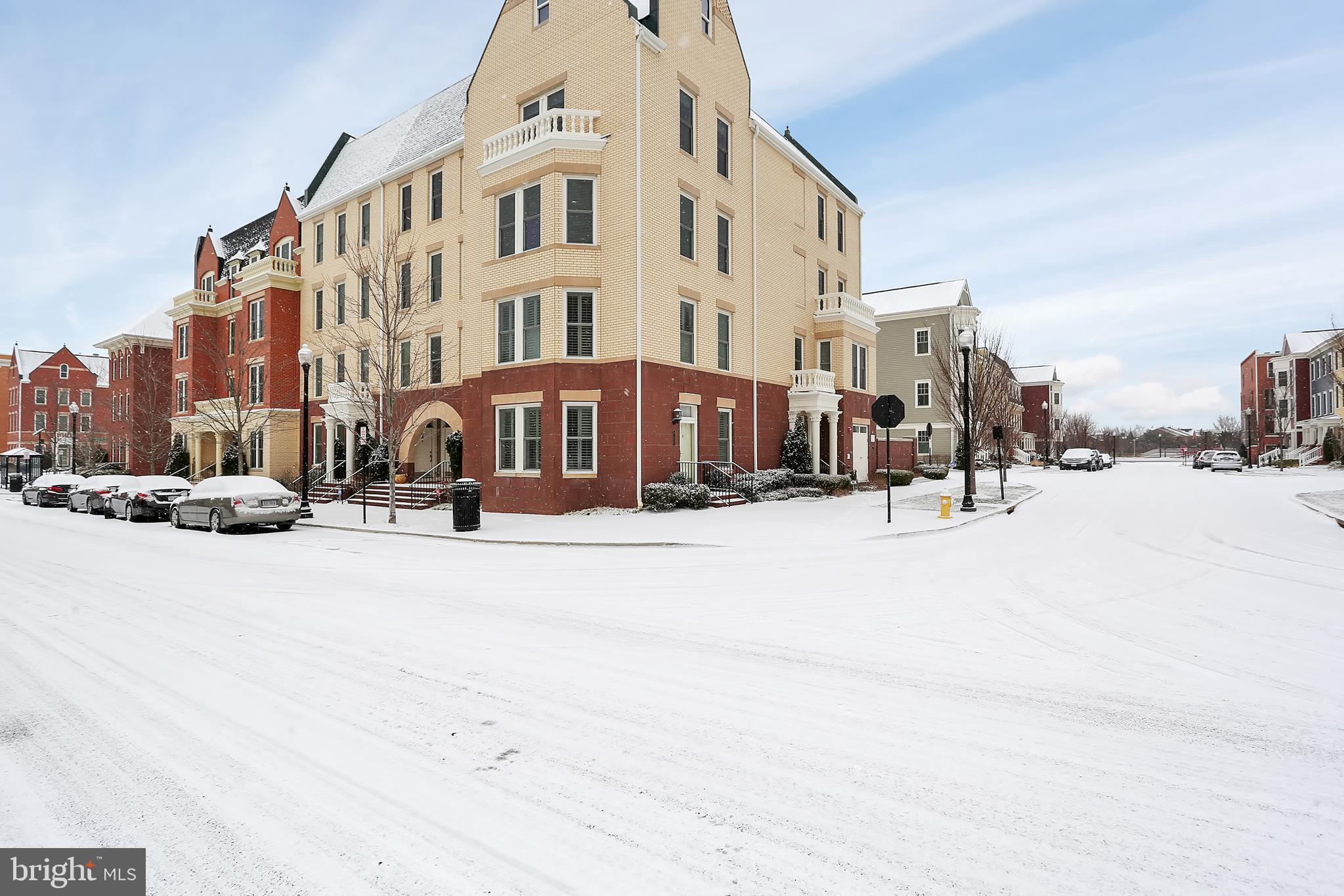 **Accepting Back Up Offers** RARE end-unit w/ 3 sides of windows nestled on the best corner in sought after Potomac Yard. Massive home spanning more than 2,500 square feet, featuring upgraded hardwood floors throughout main level, thick moldings, updated lighting and high ceilings. The open kitchen boasts ample granite counter space, extra large island, stainless steel appliances and entertaining area w/ balcony. Natural light and decorator neutral paint flow throughout the inviting open living/dining room. 3 bedrooms, 2.5 baths, with additional laundry room, and plenty of storage on upper level. The bright master suite includes luxurious bath with dual vanities, a spa-like shower and over-sized walk-in closet. Amazing lot location and attached garage! In Alexandria minutes to Crystal City/National Landing, D.C., Reagan National, and Old Town