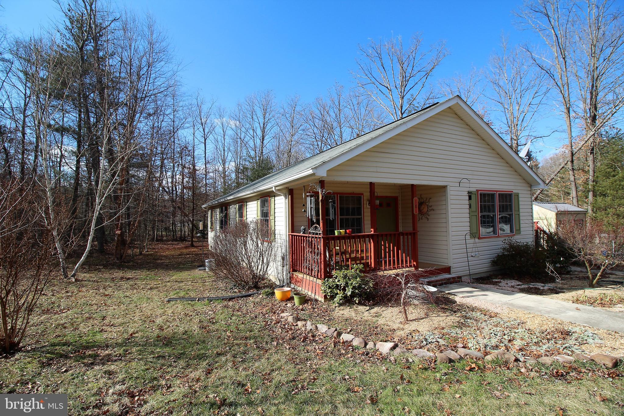 181 WARDEN CIRCLE ROAD, WARDENSVILLE, WV 26851