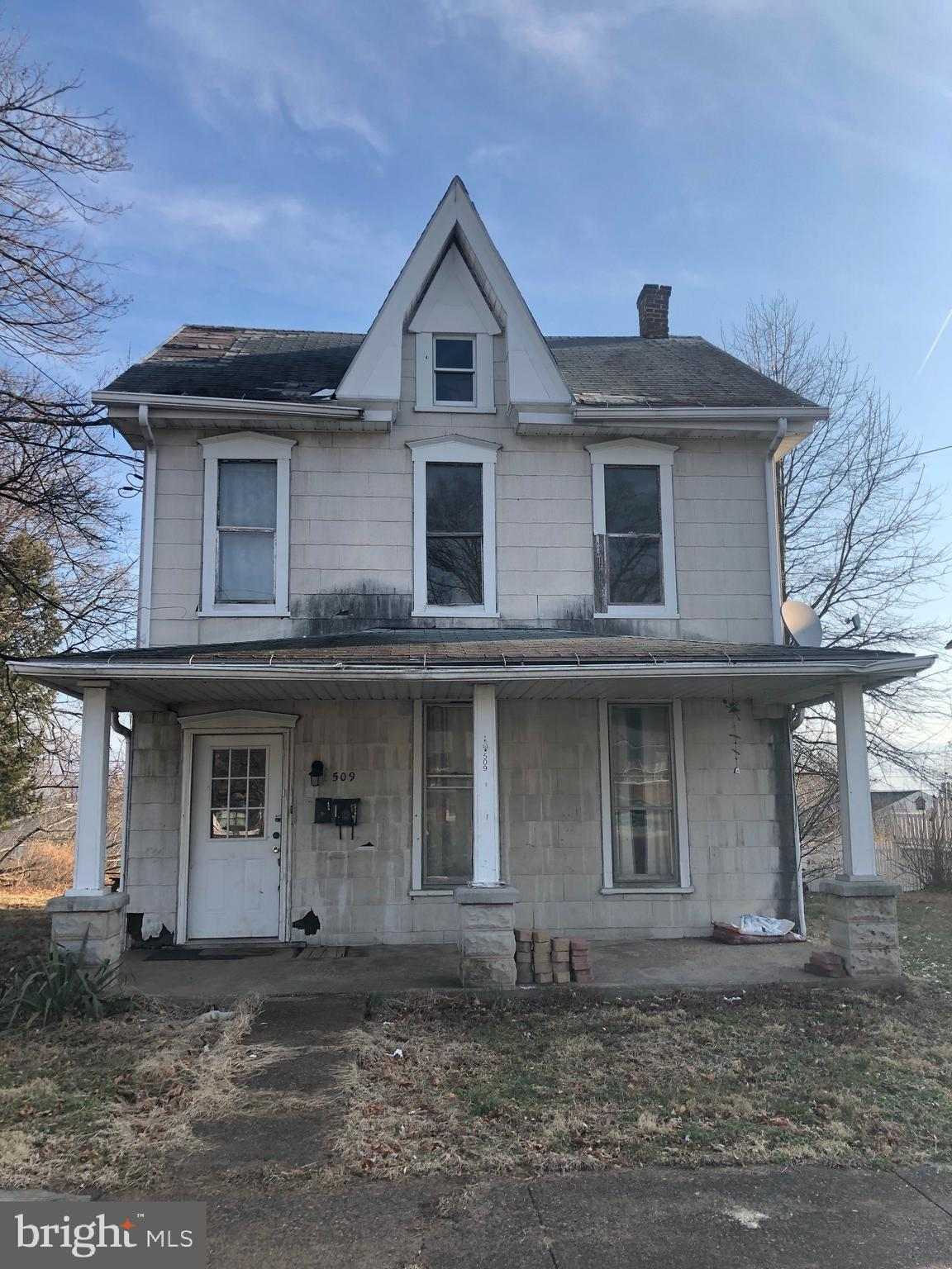 509 MAPLE AVENUE, MARYSVILLE, PA 17053