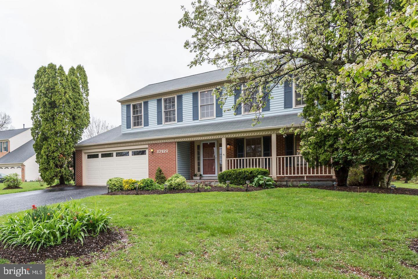 17121 CAMPBELL FARM ROAD, POOLESVILLE, MD 20837