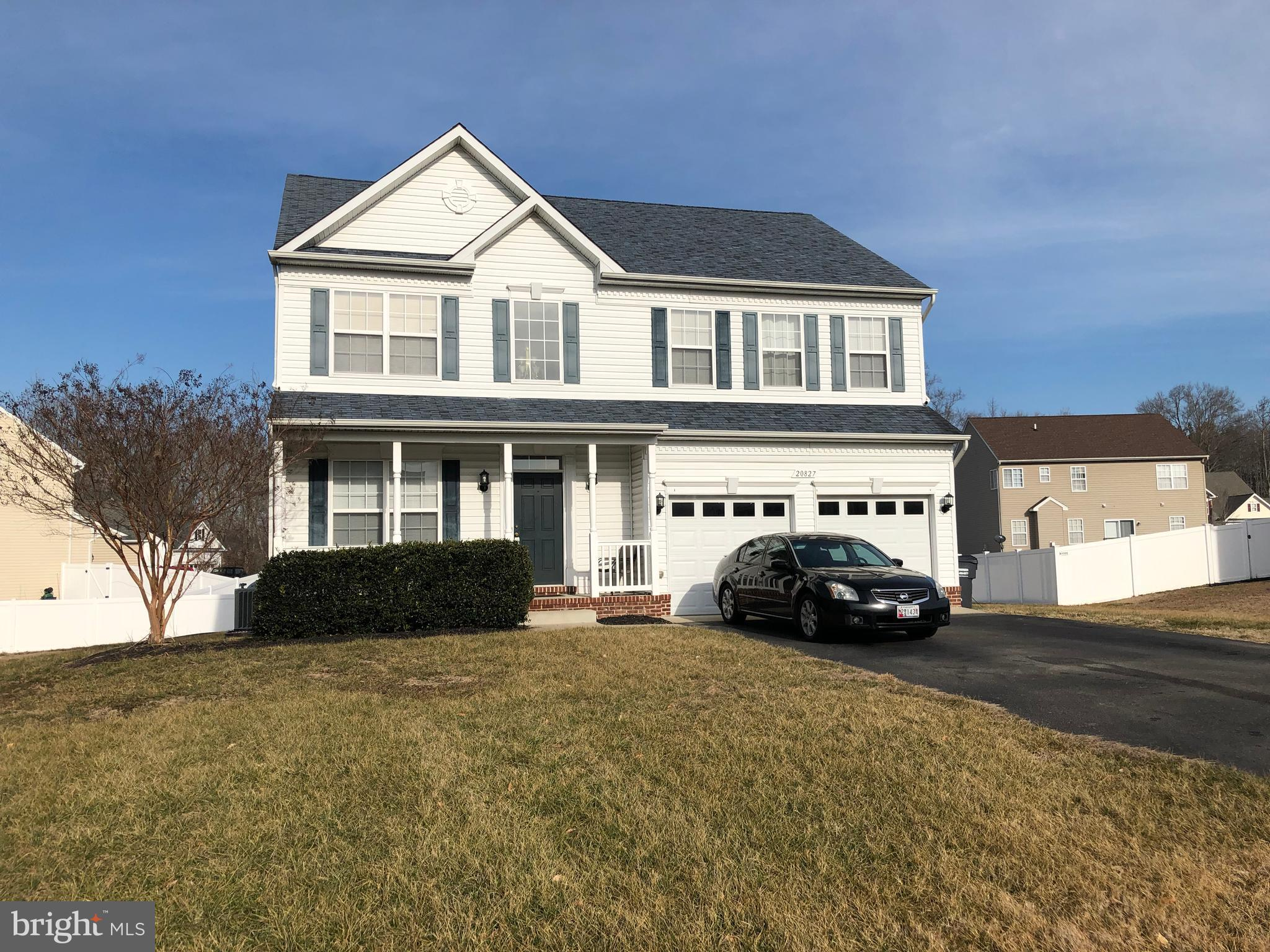 20827 FLOUR MILL COURT, GREAT MILLS, MD 20634