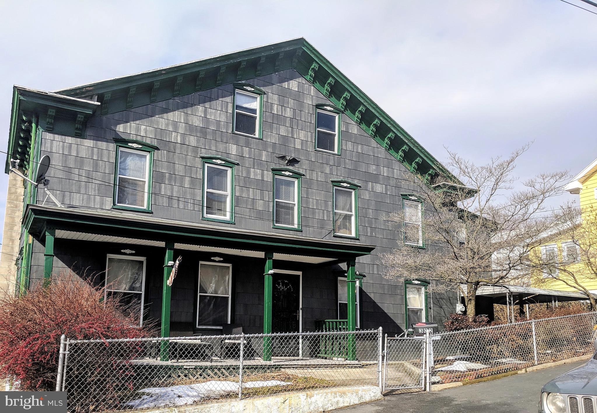 302 N 2ND STREET, MINERSVILLE, PA 17954