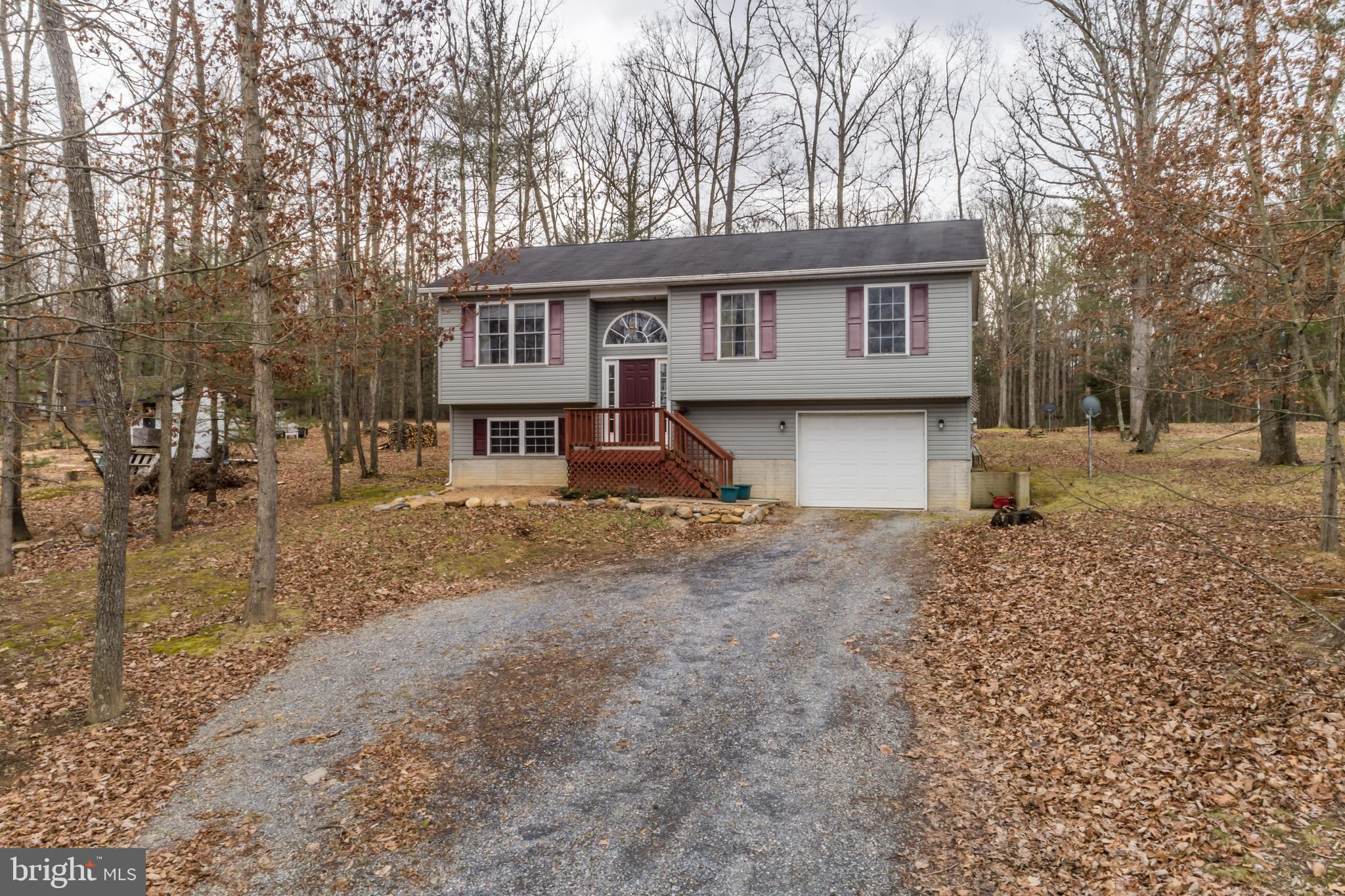 700 WARDEN CIRCLE ROAD, WARDENSVILLE, WV 26851