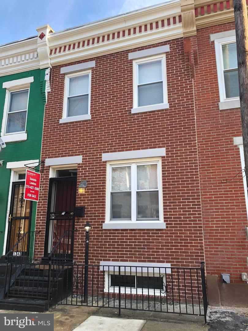 1341 N Myrtlewood Street Philadelphia, PA 19121