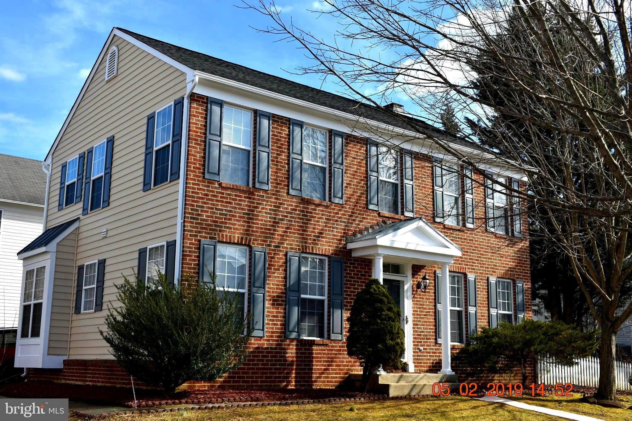 9606 SWALLOW POINT WAY, MONTGOMERY VILLAGE, MD 20879