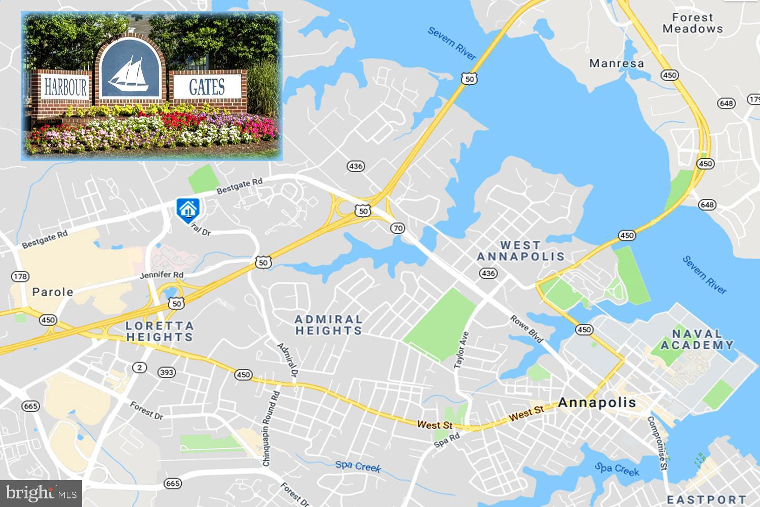 633 Admiral Drive, #407, Annapolis, MD 21401 - SOLD LISTING, MLS #  MDAA336300 | RE/MAX of Reading