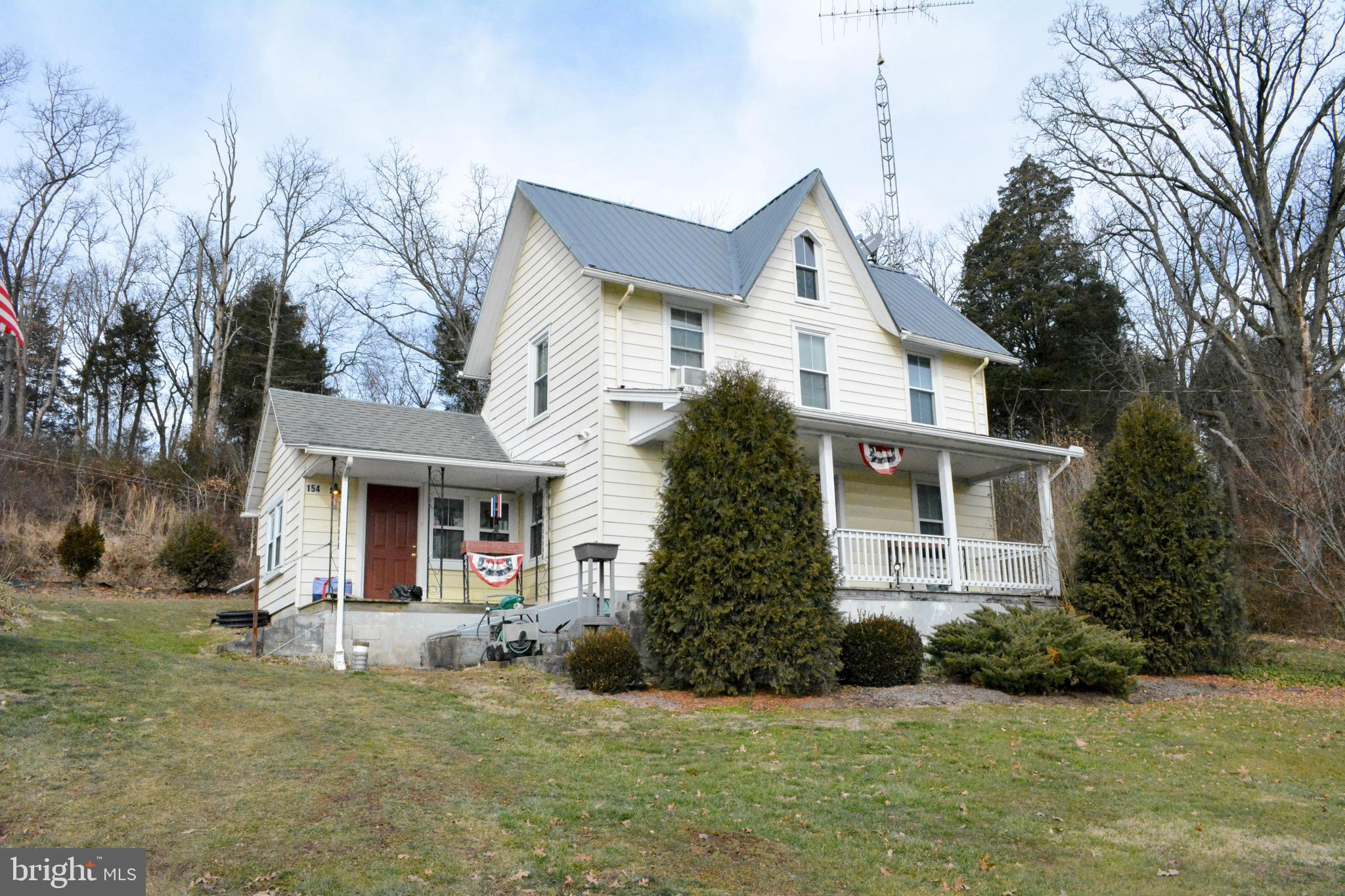 154 BLACK BARREN ROAD, PEACH BOTTOM, PA 17563