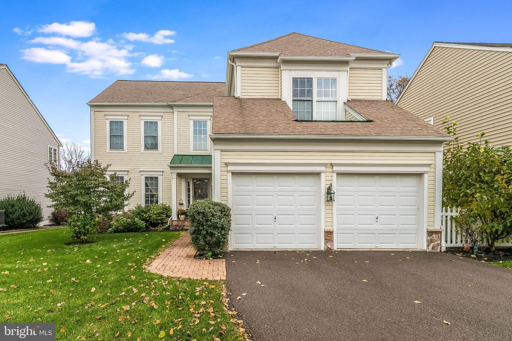 507 SHOEMAKER DRIVE, FOUNTAINVILLE, PA 18923