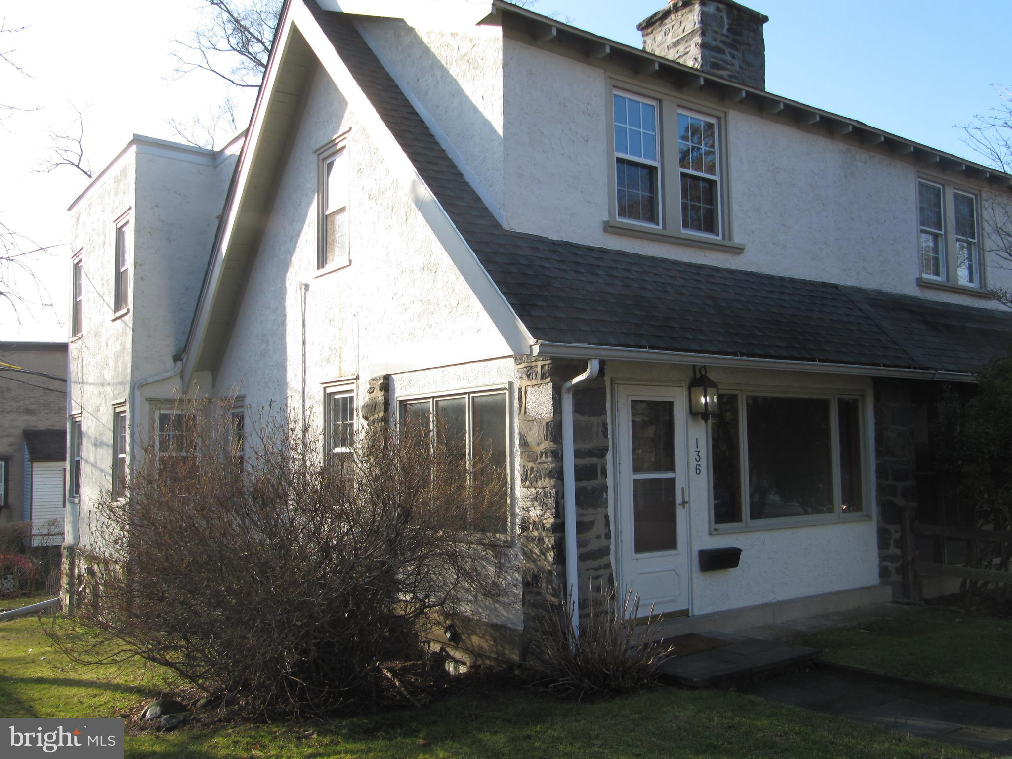 136 WINCHESTER ROAD, MERION STATION, PA 19066