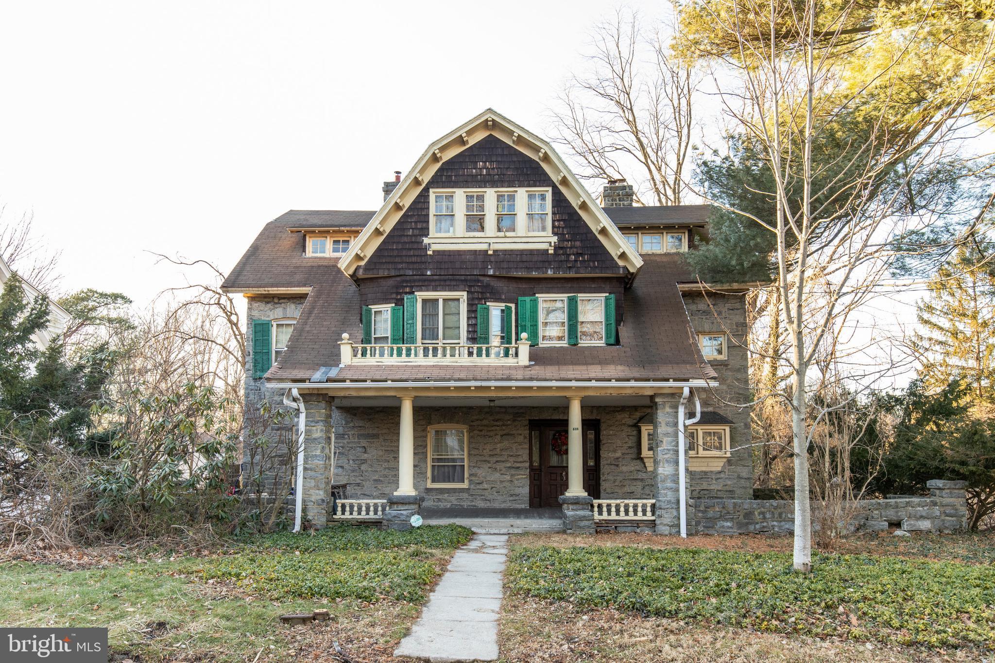 518 WALNUT LANE, SWARTHMORE, PA 19081