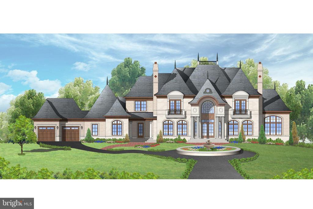**NEW CONSTRUCTION TO BE BUILT BY VERSAILLES CUSTOM HOMES AND DEVELOPMENT**ESTIMATED DELIVERY LATE 2019**11,000+SF ON 3 FINISHED LEVELS**BEAUTIFUL 3.7 ACRE LOT***VIDEO LINK IN VIRTUAL TOUR SECTION**