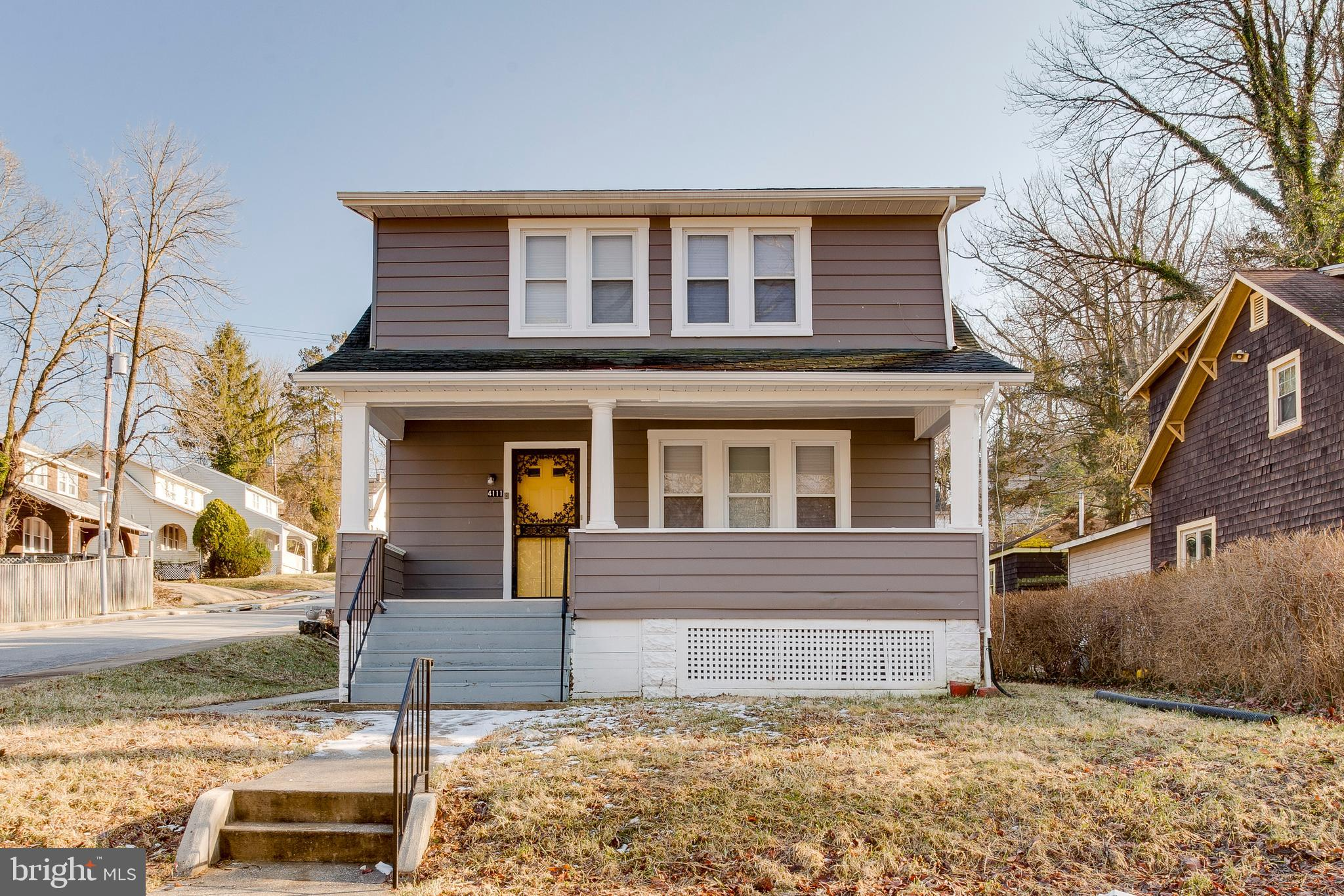 4111 WESTCHESTER ROAD, BALTIMORE, MD 21216