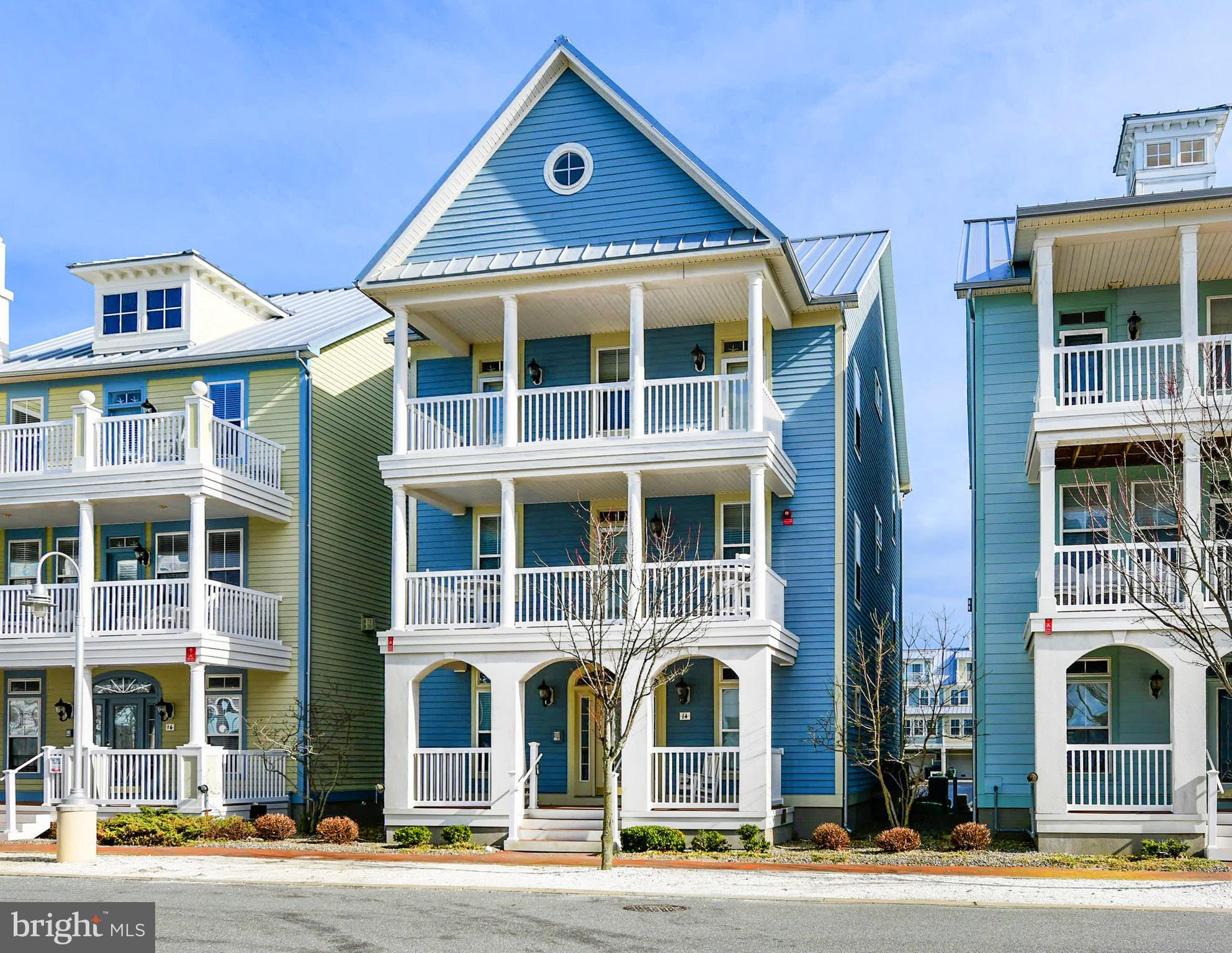 14 SHORE POINT DRIVE DRIVE LUS-BL-14, OCEAN CITY, MD 21842