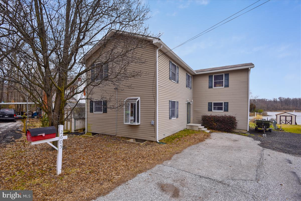 2605 BOULEVARD PLACE, BALTIMORE, MD 21219