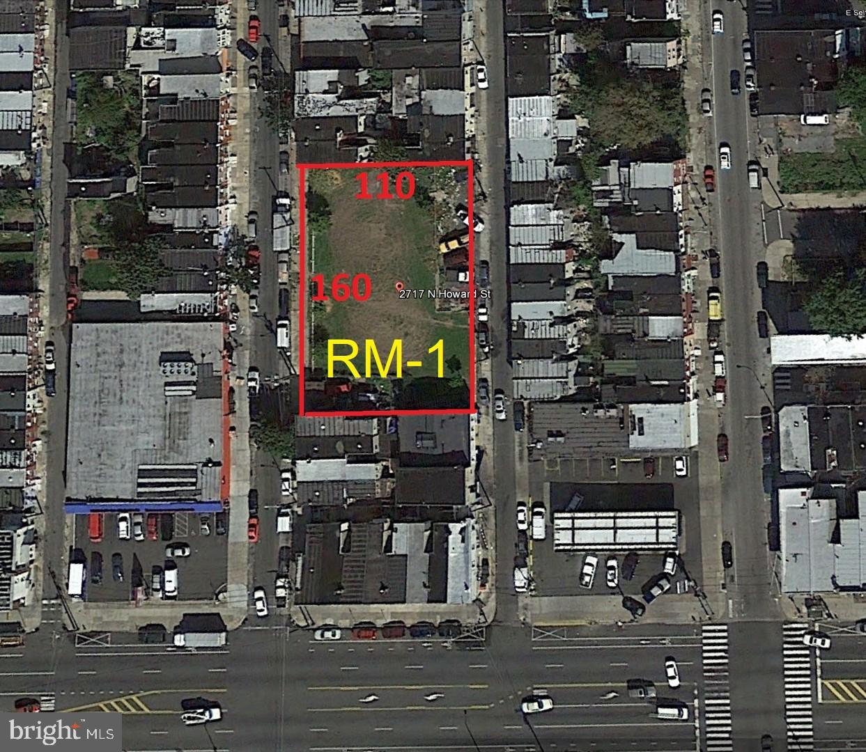 2717 N HOWARD STREET, PHILADELPHIA, PA 19133