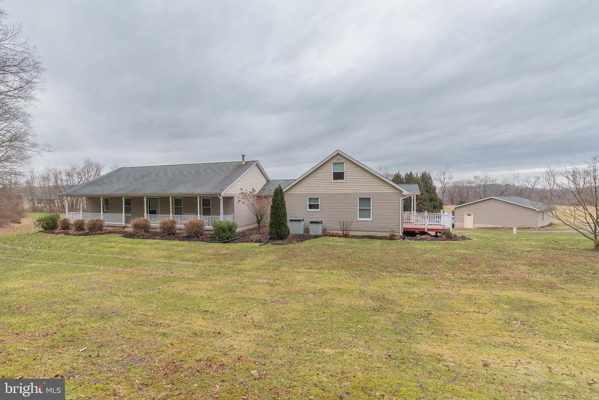 4758 NORRISVILLE ROAD, WHITE HALL, MD 21161